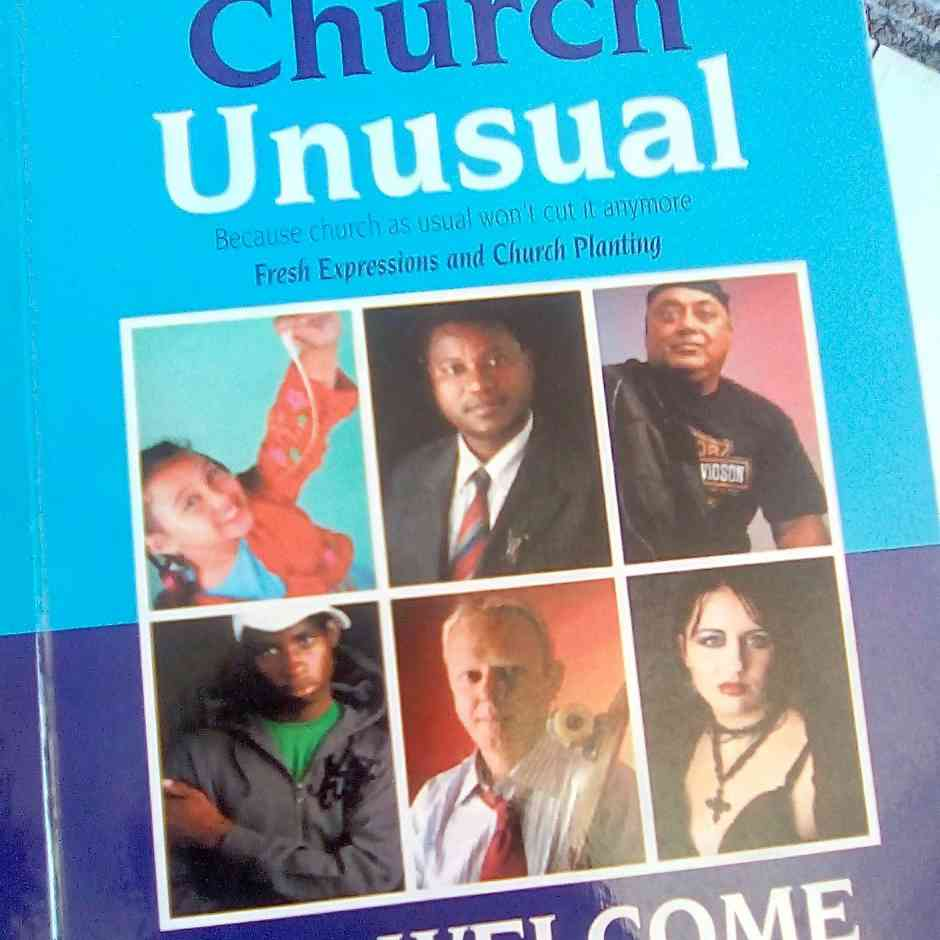 Becoming Church Unusual - Paul Siaki