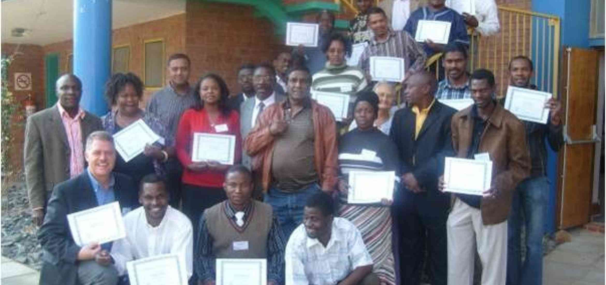 CHURCH PLANTING ALLIANCE OF SOUTHERN AFRICA