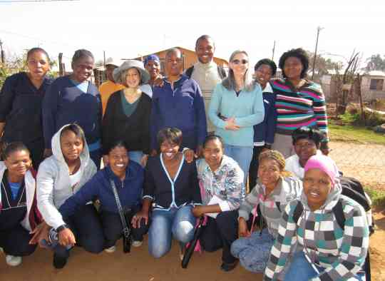 Home Based Caregivers - The Tsaoranang Development Project - OC Africa Ministries